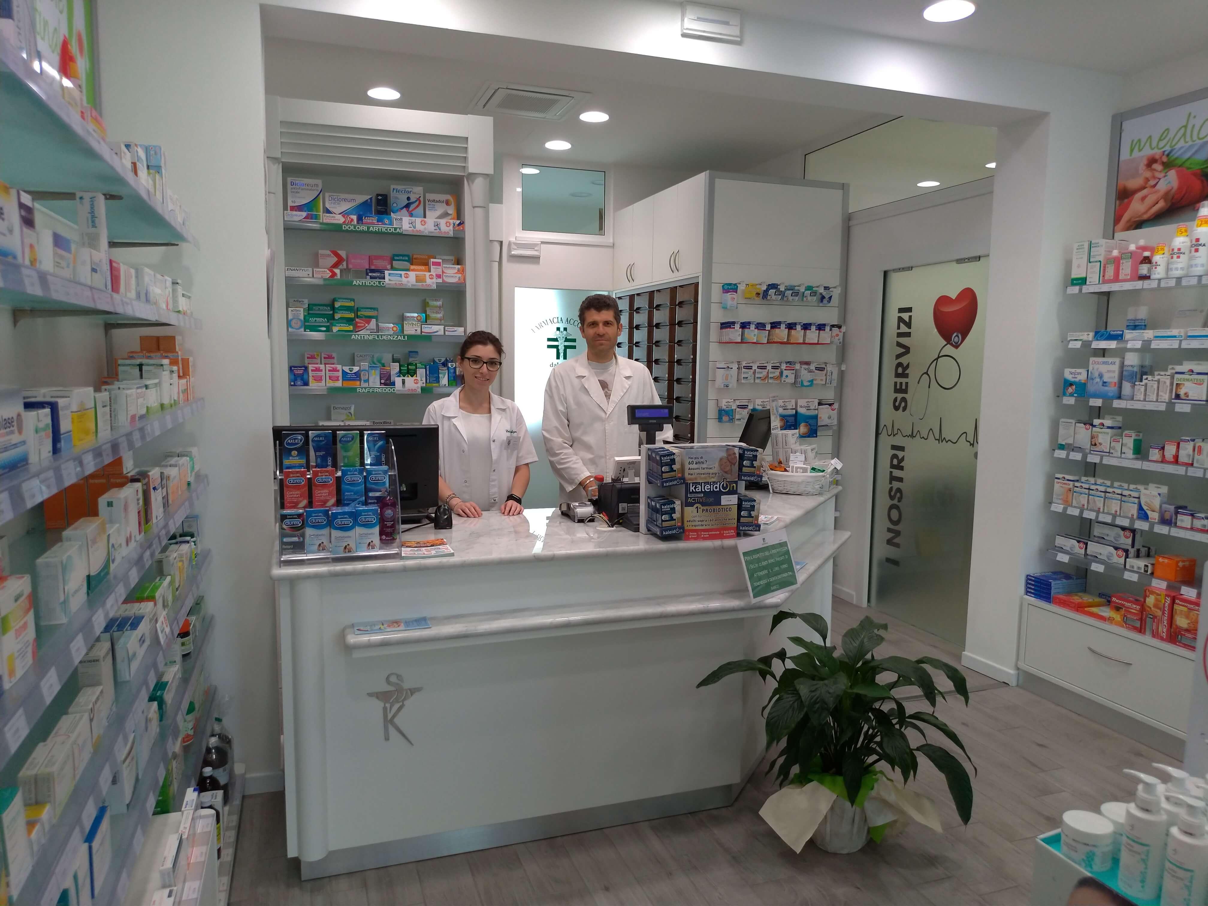 Farmacia per prenotazione cup a Mantova